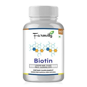 Biotin Capsules | Tablets | Supplements