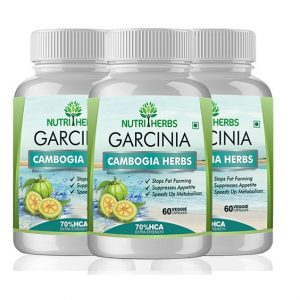 Garcinia Cambogia | Buy online in India | Best Prices | Nutriherbs.in