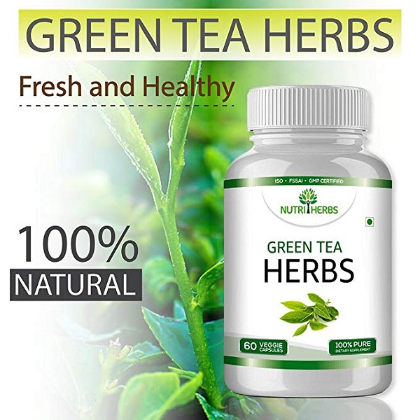best green tea capsules for weight loss