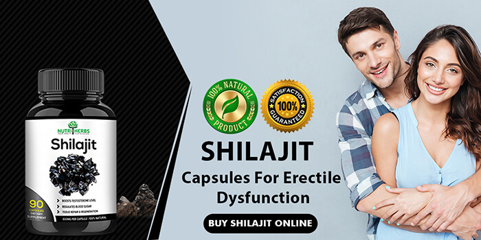 best shilajit capsule in india